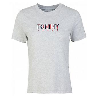 Tommy Jeans Multicolour Logo T-Shirt