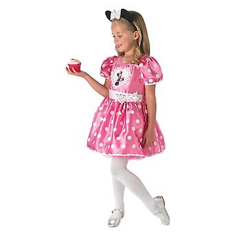 Deluxe Minnie - Cupcake (Pink). Size : Small