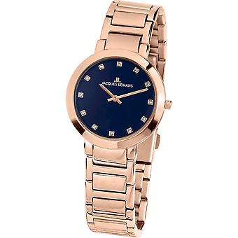 Jacques Lemans - Wristwatch - Ladies - Milano - Classic - 1-1842.1J