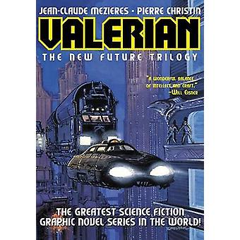 Valerian Volume 1 The New Future Trilogy by Mezieres & JeanClaude