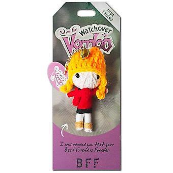 Waakover Voodoo Dolls Bff Voodoo Sleutelhanger
