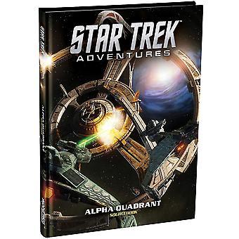 The Alpha Quadrant Sourcebook Star Trek Adventures RPG Book