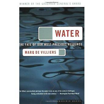 Water by DE VILLIERS - 9780618127443 Book