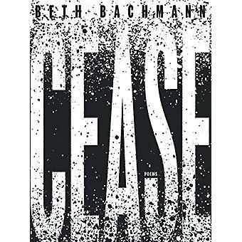 Cessez par Beth Bachmann - 9780822965572 Livre