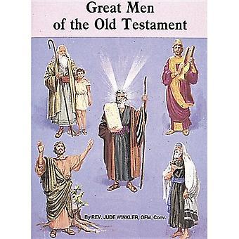 Great Men of the Old Testament by Reverend Jude Winkler - 97808994239