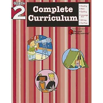 Complete Curriculum - Grade 2 by Flash Kids - 9781411498839 Book