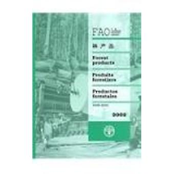 FAO Yearbook -Forest Products -1998-2002 - FAO Forestry Series. 37/FAO