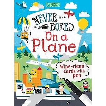 Never Get Bored on a Plane by Prentice & Andrew