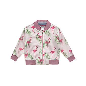 Alouette Girls' Double-View Flamingo Jacket