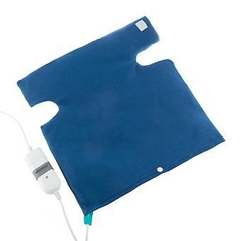 Almofada de aquecimento para costas e pescoço