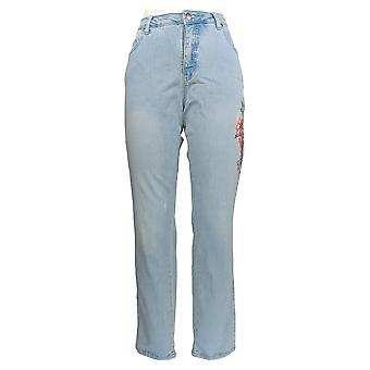 Women with Control Women's Jeans My Wonder Denim Novelty Blue A309509