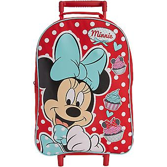 Minnie Mouse Dotty Day Out 4pc Kinder's Gepäck Set in Wheeled Bag
