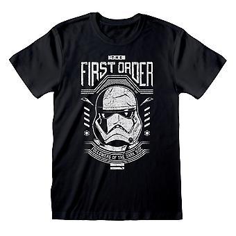 Star Wars der Aufstieg von Skywalker erste Ordnung Stormtrooper Männer's T-Shirt | Offizielles Merchandise
