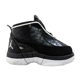 Nike Air Jordan 15 SE Black/ Metallic-silver 318586-007 Toddler