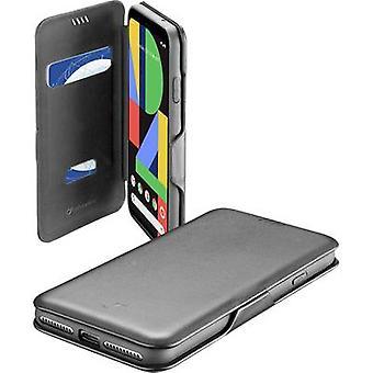 Cellularline BOOKCLU2GOOPIX4K Case Google Pixel 4s Zwart
