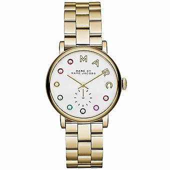 Marc Jacobs Women's Watch Analogue Quartz Stainless Steel MBM3440