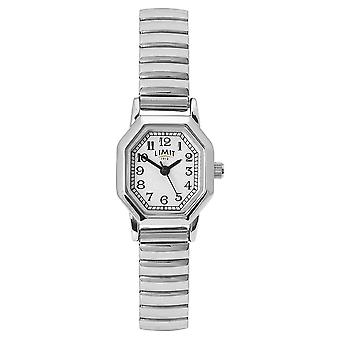 Limit Women's Stainless Steel Bracelet | White/Silver Dial 60122.38 Watch