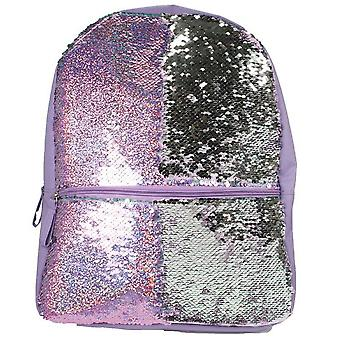 Christmas Shop Girls Reversible Sequin Backpack