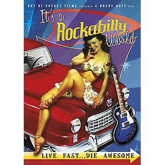 Its a Rockabilly World [DVD] USA import