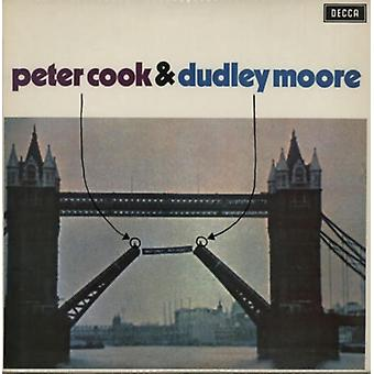 Not Only Peter Cook But Also Dudley Moore [CD] USA import