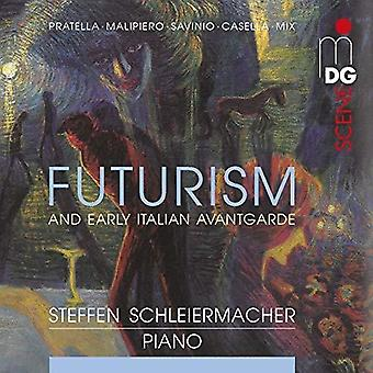 Futurism & Early Italian Avantgarde [CD] USA import