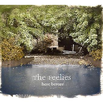 Feelies - Here Before [CD] USA import