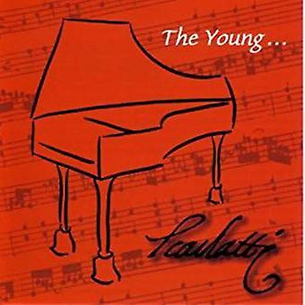 Vincent Corrigan - Young Scarlatti [CD] USA import