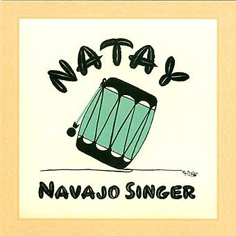 Ed Lee Natay - Natay Navajo Singer [CD] Usa import