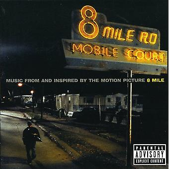 Various Artists - 8 Mile [CD] USA import