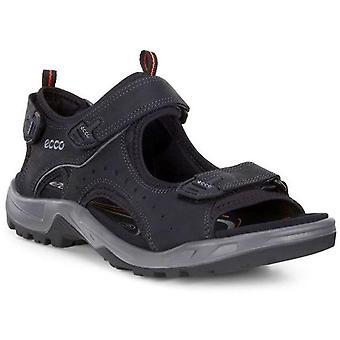 Ecco offroad sandals mens black 002