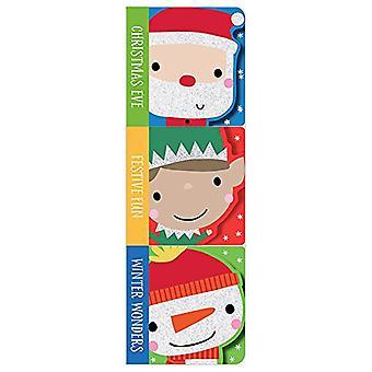 Mini Board Book Stack - Christmas - 9781788432962 Book