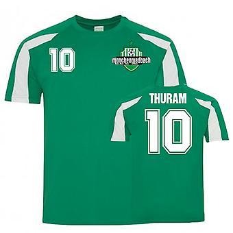 Marcus Thuram Borussia Mönchengladbach Sportstræning Jersey (Grøn)