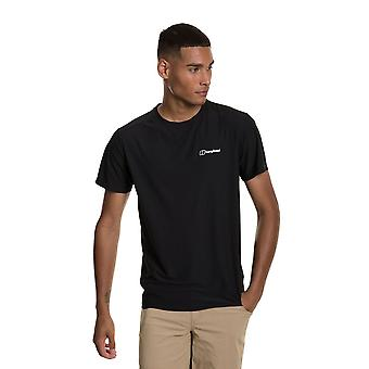 Berghaus Men's 24/7 Tech T-shirt Sort