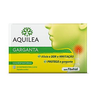 Aquilea Throat 20 tablets