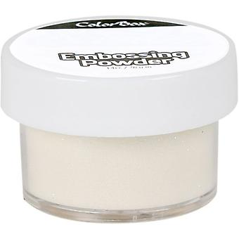 Clearsnap ColorBox Embossing Powder Opalescent Clear