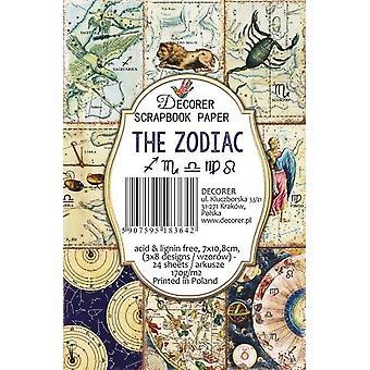 Decorer The Zodiac Paper Pack