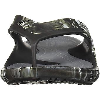 Crocs MODI Sport Mossy Oak Elements Flip-Flop black 4 US Men/ 6 US Women M US