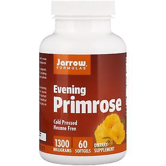 Formules Jarrow, Primevère du soir, 1300 mg, 60 Softgels