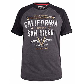 DUKE Duke California Logo Fashion T-shirt