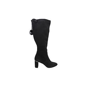 Alfani Womens Nessii lederen gesloten Teen Fashion knie hoge laarzen