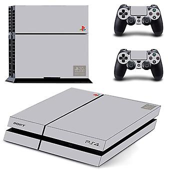 Playstation 4 Skin, Console And Controller Stickers