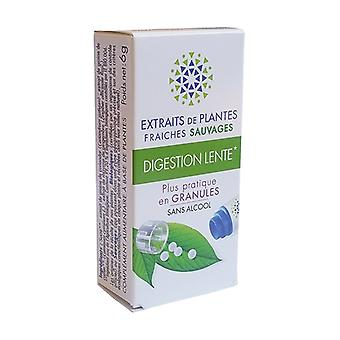 Fresh plant extracts Slow digestion 130 granules