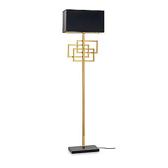 Ideale Lux Luxury - 1 Light Ground Light Brass