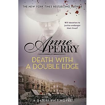 Death with a Double Edge Daniel Pitt Mystery 4 door Anne Perry