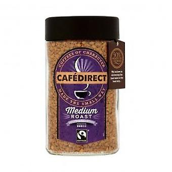 Café Direct - Organic Smooth Blend Instant Coffee 100g