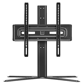 Solid Table Top TV Stand for Screen Size for 32-65 inch - Black (Model. WM4471)