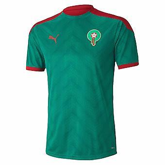 2020-2021 استاد المغرب جيرسي (الأخضر)