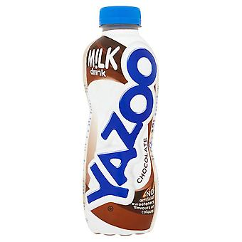 Yazoo Cioccolato Latte Bevanda 10 x 400ml