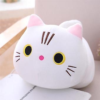 Cute Stuffed, Soft And Plush-cat Shaped Pillow