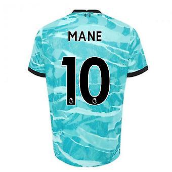 Camisa 2020-2021 do Liverpool (Kids) (MANE 10)